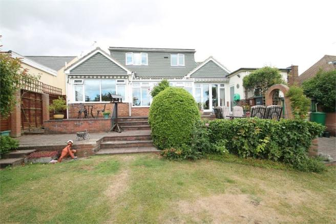 3 Bedroom Detached Bungalow For Sale In Thong Lane
