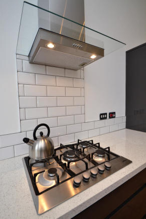 Kitchen Integrated Hob