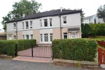 Flat for sale in Boydstone Road...