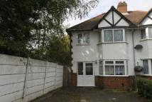 3 bedroom semi detached home to rent in Lower City Road...