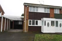 semi detached property to rent in Colliers Close...