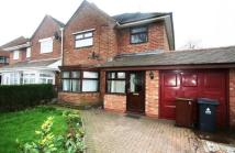 3 bedroom semi detached property in Stanley Road, Darlaston