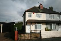 3 bed semi detached house in Bulger Road, Bilston...