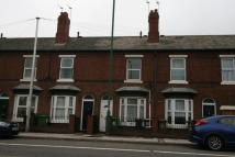 Terraced property in Bloxwich Road, Walsall