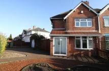 semi detached house to rent in Stanley Street, Bloxwich...