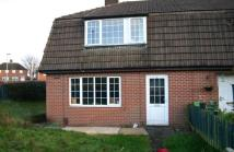 3 bedroom semi detached property in Boxwood Place...