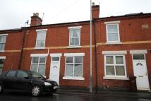 Terraced property in Hilton Street...