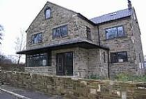 Detached home in Windhill Old Road...