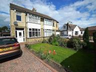 semi detached property for sale in Willow Crescent, Wrose