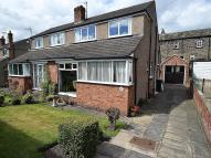 3 bed semi detached property in Jowett Park Crescent...