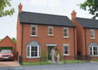 3 bed new house for sale in Willoughby Chase, Alford