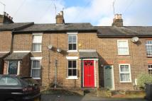 Terraced home in Russell Place...
