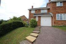 semi detached house in Sandbanks Close, Hailsham
