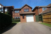 4 bedroom Detached home in Woburn Close, Hailsham...