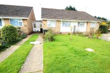 semi detached property in Bramble Drive, Hailsham