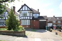 Detached home for sale in The Croft, High Barnet...