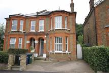 semi detached home for sale in Warwick Road, New Barnet...