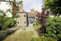 Terraced house in Hadley Green Road...