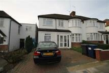 semi detached property to rent in Hillside Gardens, Barnet...