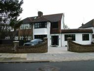 Wycherley Crescent semi detached house for sale