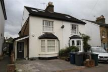Sebright Road semi detached property for sale