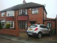 3 bedroom semi detached house in Nelson Avenue...