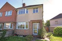73 Bodley Road semi detached house to rent
