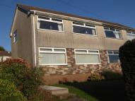 3 bed semi detached property in Cleveland Drive, Risca...