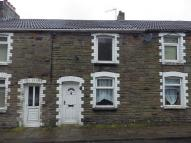 Terraced home for sale in Wood Street, Cwmcarn...