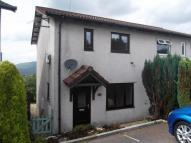 2 bed semi detached property in Cader Idris Close, Risca...