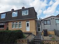 semi detached property in High Meadow, Abercarn...