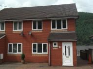 semi detached home for sale in High Street, Abercarn...