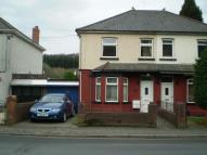 3 bedroom semi detached home for sale in Cromwell Road, Risca...