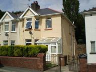 semi detached home for sale in Herbert Avenue , Risca...