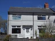 semi detached house in Llanfach Road, Abercarn...