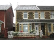 3 bed semi detached house for sale in Lyne Road, Risca...