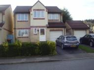 4 bedroom Detached property to rent in Lavender Way, Rogerstone...
