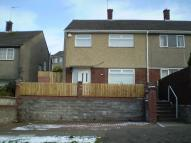 3 bedroom semi detached property in Manor Way, Risca...