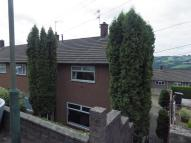 semi detached property for sale in Holly Road, Risca...