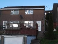 semi detached house to rent in Quantock Close, Risca...