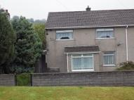 2 bed semi detached home for sale in The Glyn, Hafodyrynys...