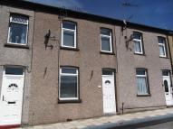 Terraced property in Taylor Street, Risca...