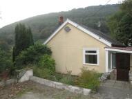 Detached house in The Graig, Cwmcarn...