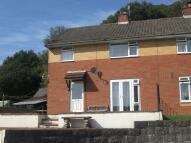 semi detached home in Tribute Avenue, Cwmcarn...