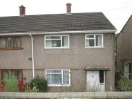 3 bed semi detached home in Fairview Avenue, Risca...