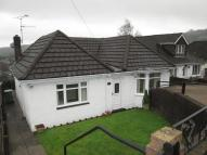 Detached Bungalow for sale in Gelli Crescent, Risca...