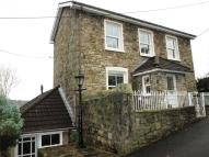 Cwm-y-nant  Detached property for sale