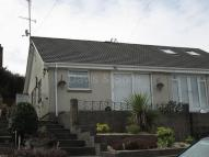 Rhiw Farm Crescent Semi-Detached Bungalow for sale