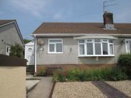 2 bedroom semi detached house for sale in Mendip Close, Risca...