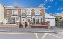 3 bed End of Terrace home for sale in Ivor Street, Cwmcarn...